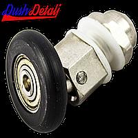 Ролик душевой кабины металлический, эксцентриковый, поворотный,  латунный  ( А011 )