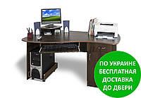 Компьютерный стол СКТ-4 Разные размеры и раскраски. Можно покупать отдельные комплектующие.