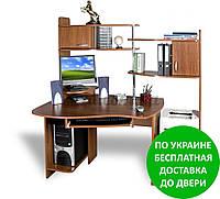 Компьютерный стол СПТ-1 Разные размеры и раскраски. Можно покупать отдельные комплектующие.