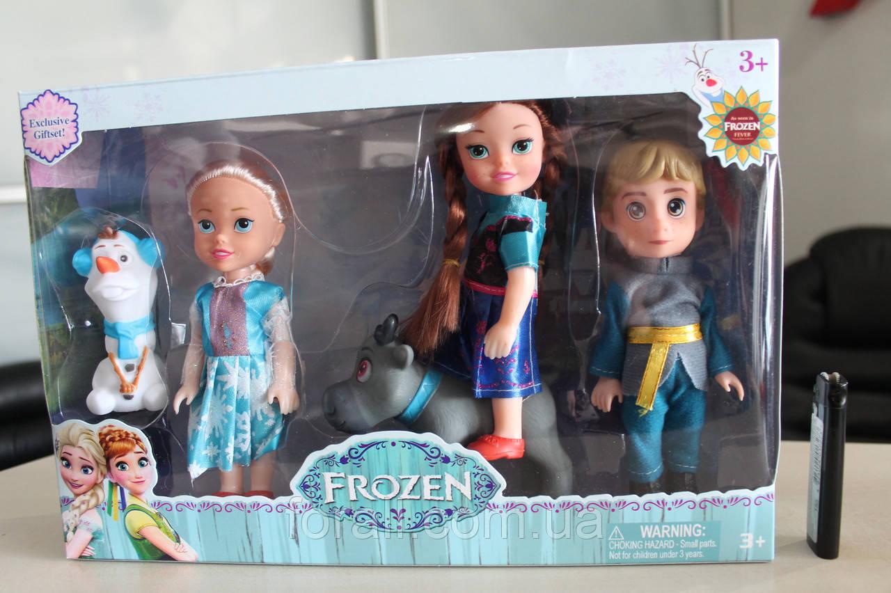 Игровой набор Frozen №381