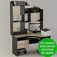 Компьютерный стол СК-19 Разные размеры и раскраски. Можно покупать отдельные комплектующие.