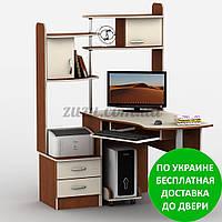 Компьютерный стол Тиса-10 Разные размеры и раскраски. Можно покупать отдельные комплектующие.