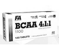Fitness AuthorityБЦАА BCAA 4:1:1 1100 (120 tab)