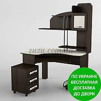 Компьютерный стол СК-223 Разные размеры и раскраски. Можно покупать отдельные комплектующие.