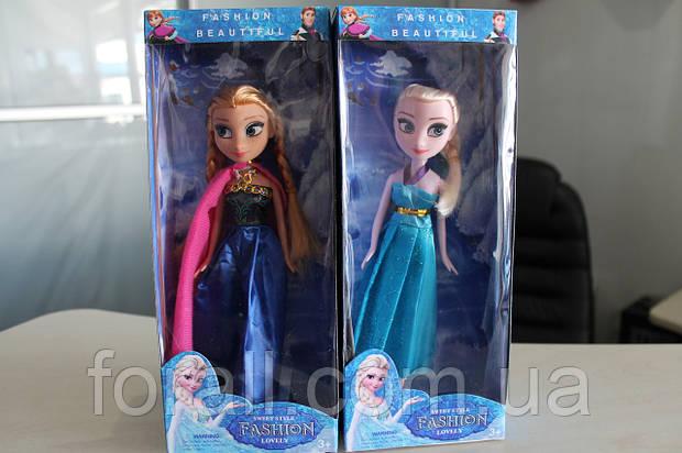 Кукла Frozen Анна, Эльза №801