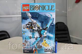 Конструктор Bionicle Бионика №710-1 Воин Череп