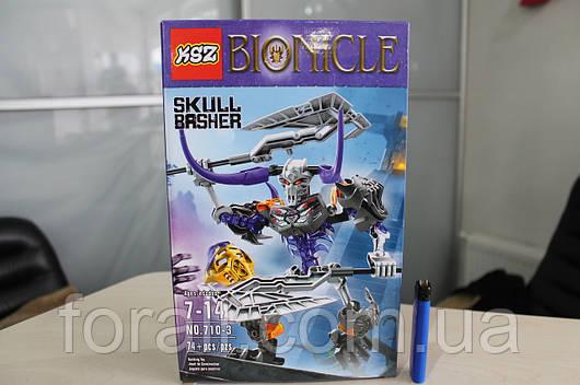 Конструктор Bionicle Бионика №710-3 Череп крушитель