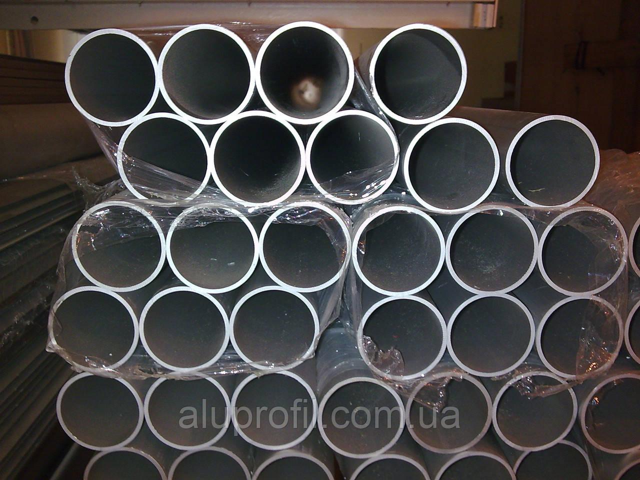 Алюминиевый профиль — труба алюминиевая круглая 30х2, фото 1