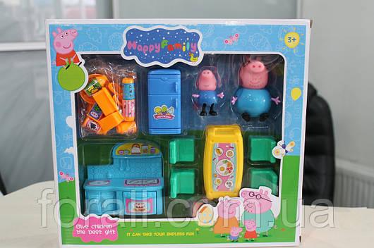 """Игровой набор свинка Пеппа Peppa Pig """"Кухня свинки Пеппа"""" №8865"""