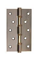 Петля стальная универсальная Gavroche gr 125*75*2.5мм B4 ab (античная бронза)
