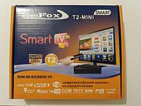 Цифровой эфирный DVB-T2 ресивер Openfox T2Mini Smart