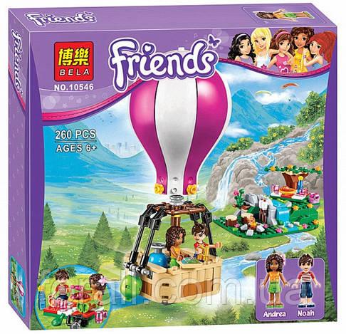 """Конструктор Friends №10546 """"Воздушный шар в Хартлейке"""""""