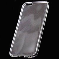 Чехол силиконовый Apple iPhone 6S прозрачный