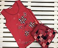 Пижама женская с шортами Nicoletta размер М