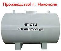 Металлическая емкость 6 кубов