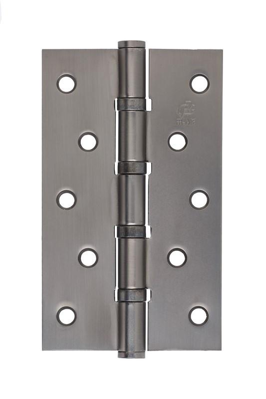 Петля стальная универсальная Gavroche gr 125*75*2.5мм B4 mbn (матовый графит)