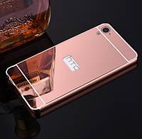 Алюминиевый чехол бампер для HTC Desire 826, фото 1