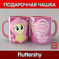 Чашка Флаттершай (Fluttershy)