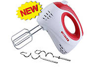 Миксер электрический Vitalex VL-5004, миксер ручной, электрический миксер для кухни, венчик миксер ручной