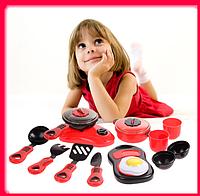 """Игрушка набор в чемодане """"Kithen Cooking"""" развивающая игрушка для детей"""