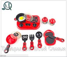 """Игрушка набор в чемодане """"Kithen Cooking"""" развивающая игрушка для детей, фото 3"""