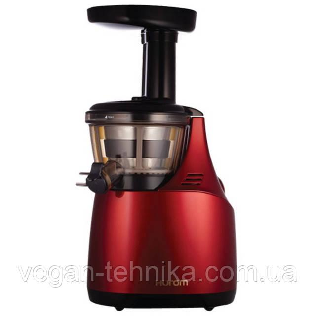 Шнековая соковыжималка Hurom HE (HU-500) Red