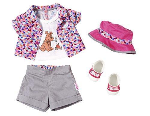 Одежда для кукол Беби Борн комплект одежды для пикника Baby Born Zapf Creation 823767