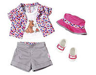 Одежда для кукол Беби Борн комплект одежды для пикника Baby Born Zapf Creation 823767, фото 1