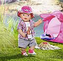 Одежда куклы Беби Борн комплект одежды для пикника Baby Born Zapf Creation 823767, фото 5