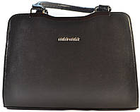Черная каркасная сумка RIADA.L 612