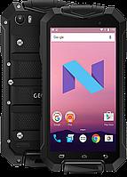 "Смартфон Geotel A1 черный (""4,5; памяти 1/8; 3400 мАч, android 7.0), фото 1"