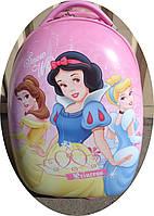 Детский чемодан на колесах для девочек (Princess-2)016-4