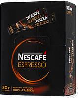 Кофе Nescafe Espresso стик 2г*25шт