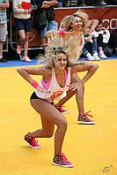 Модульное покрытие для спорта, Киев