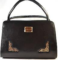 Черная каркасная сумка RIADA.L 678