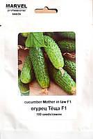 Семена огурца партенокарпический  Теща  F1 (Россия), 100 семян