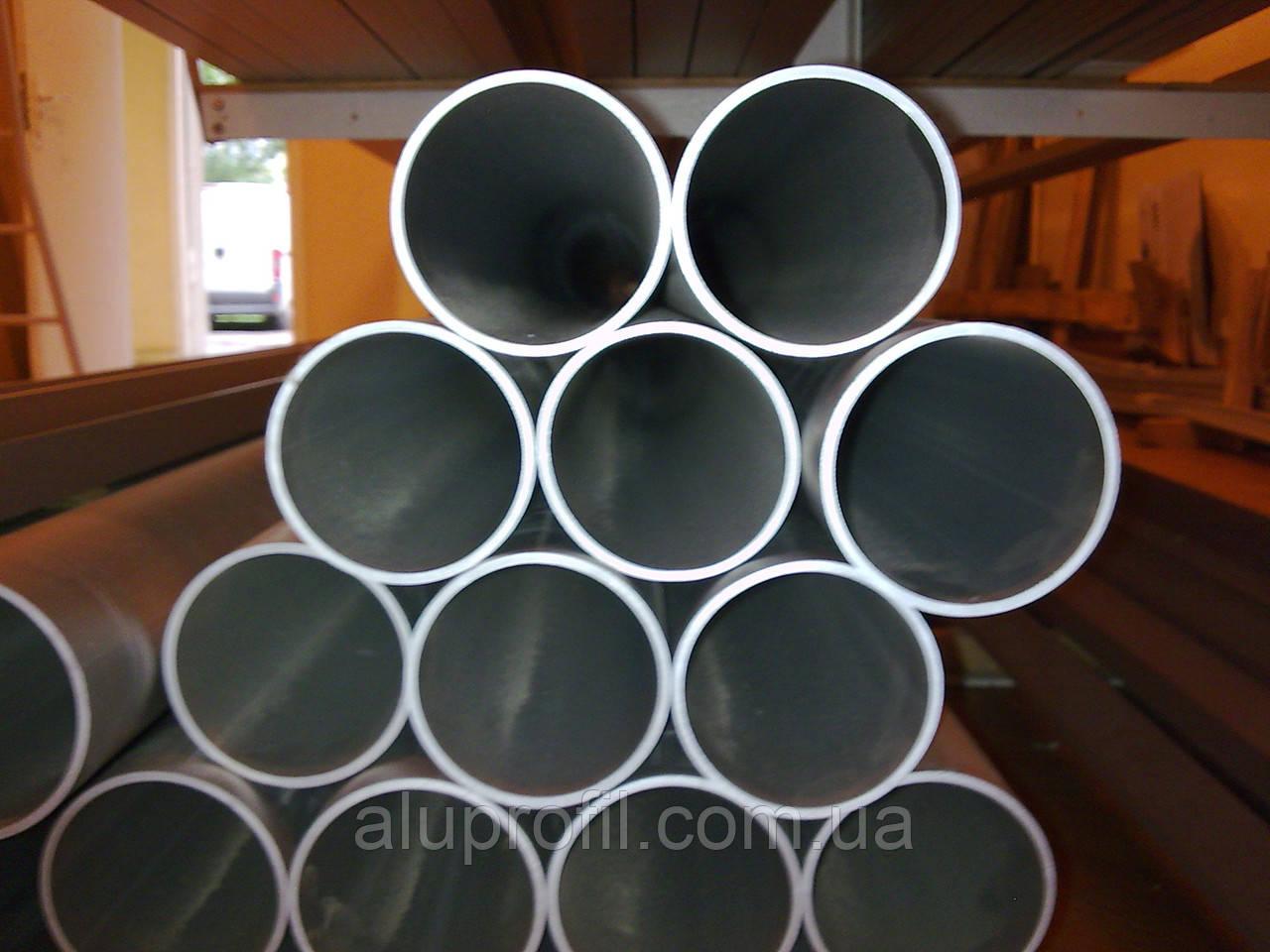 Алюминиевый профиль — труба алюминиевая круглая 50х2