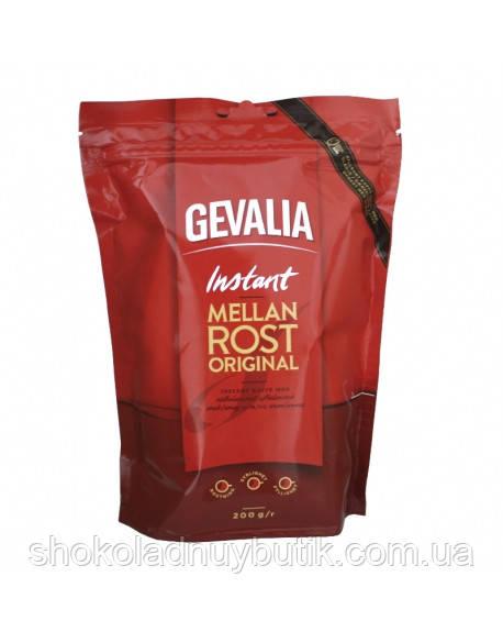 Кофе растворимый Gevalia Instant Mellanrost Original, 200 г