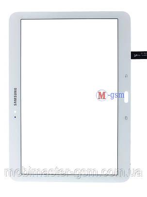Тачскрин (сенсор) Samsung T530, T531, T535 белый, фото 2