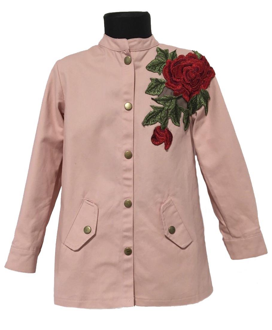 Піджак для дівчинки Італія розмір 4-14 років