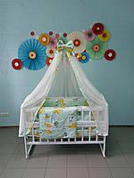 Детское постельное белье 9 в 1