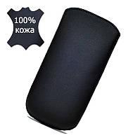 Чехол вытяжка Grand Nokia 222 черная