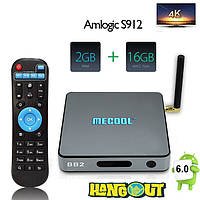 MECOOL BB2 TV Box Amlogic S912, 2Gb+16Gb