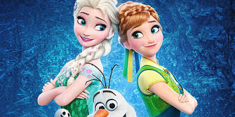 Куклы disney frozen