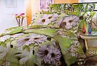 Двуспальный комплект постельного белья Летняя Сказка