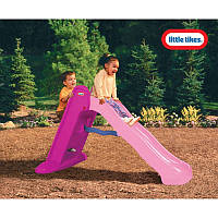 Детская Горка Large Slide Pink  Little Tikes 170805