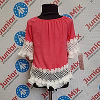 Модная цветная блузка на девочку Kids moda, фото 1