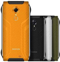 Смартфон Homtom HT20 Pro, 3/32Gb, 2sim, IP68, 3500mAh, экран 5''IPS, 13/5Мп, 4G, 8 ядер, Сканер, Android 6.0