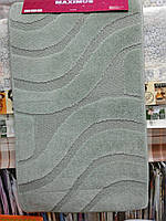 Набор ковриков для ванной и туалета 60х100 см