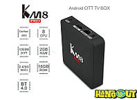 KM8 Pro TV Box Amlogic S912, 2Gb+16Gb